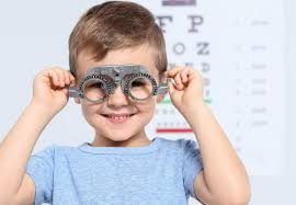 children's eye health
